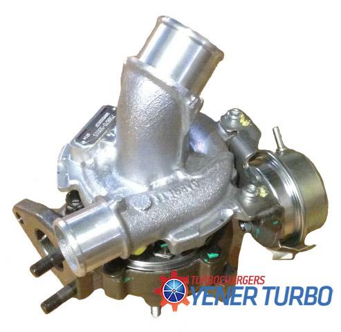 Toyota Corolla D-4D Turbo 758870-5001S