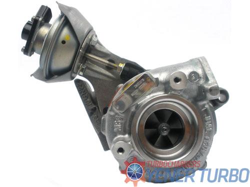 Citroen Jumpy 2.0 HDi Turbo 760220-5003S