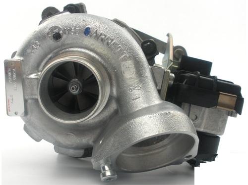 BMW X3 2.0 d (E83 / E83N) Turbo 762965-5017S