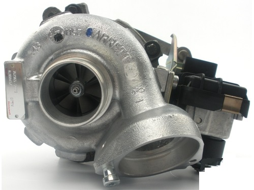 BMW 520 d (E60/E61/E60N/E61N) Turbo 762965-5017S