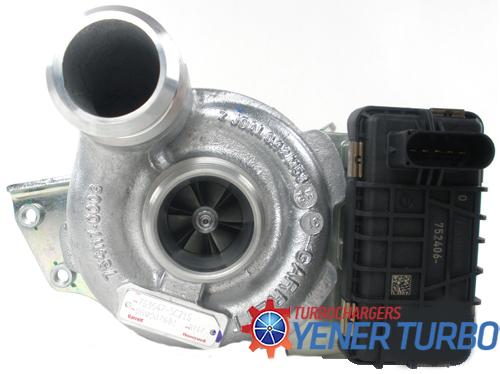 Ford Galaxy II 1.8 TDCi Turbo 763647-5021S