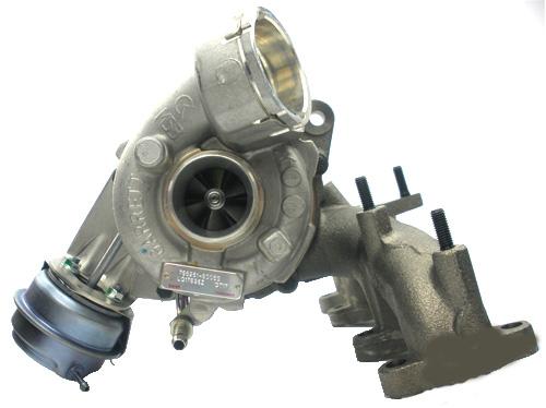 Audi A3 2.0 TDI (8P/PA) Turbo 765261-5008S
