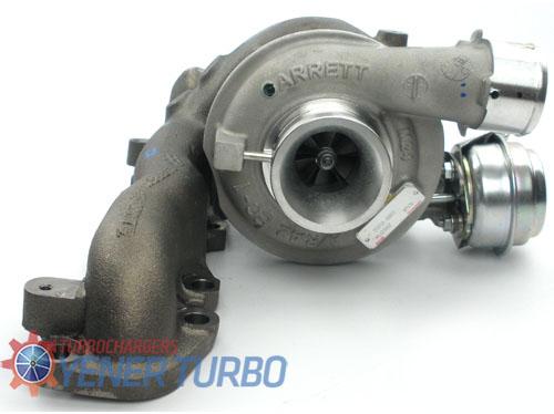 Alfa-Romeo 159 1.9 JTDM Turbo 773721-5001S