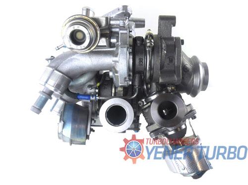 Peugeot 407 2.2 HDi FAP Turbo 778088-5001S