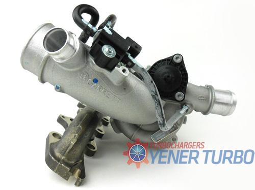 Opel Meriva B 1.4 ECOTEC Turbo 781504-5004S