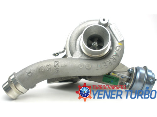 Master II 2.5 dCI Turbo 782097-5001S