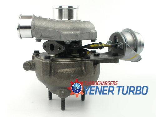 Hyundai Getz 1.5 CRDi Turbo 782403-5001S