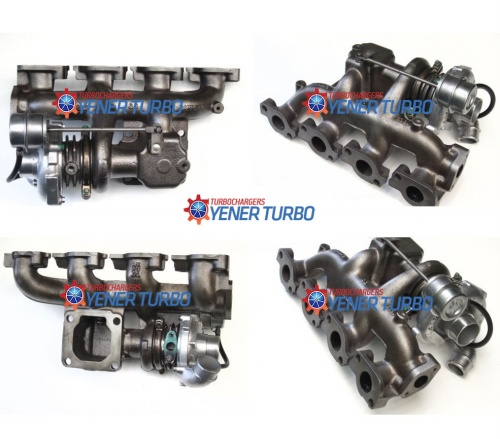 Ford Fiesta V 1.8 Di Turbo 802419-5001S