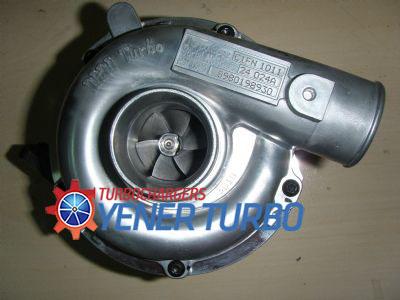 Isuzu Baumaschine Turbo CIFN