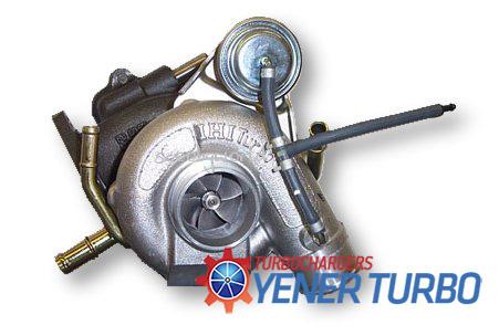 Subaru Impreza STI Turbo VF34