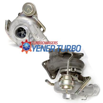 Subaru Impreza WRX STI Turbo VF48