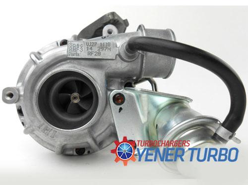 Mazda 626 DiTD Turbo VJ27