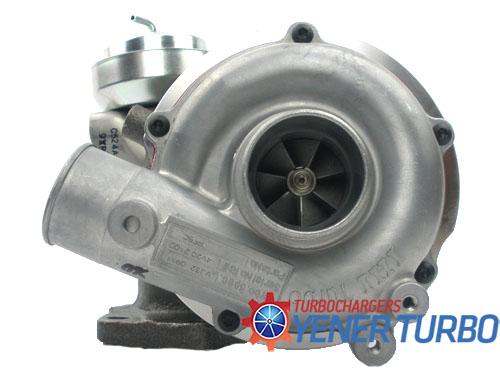 Mazda 6 CiTD Turbo VJ32