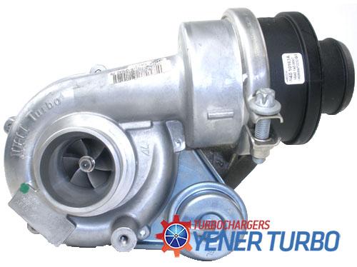 Mercedes-PKW B-Klasse 180 CDI (W245) Turbo VV16